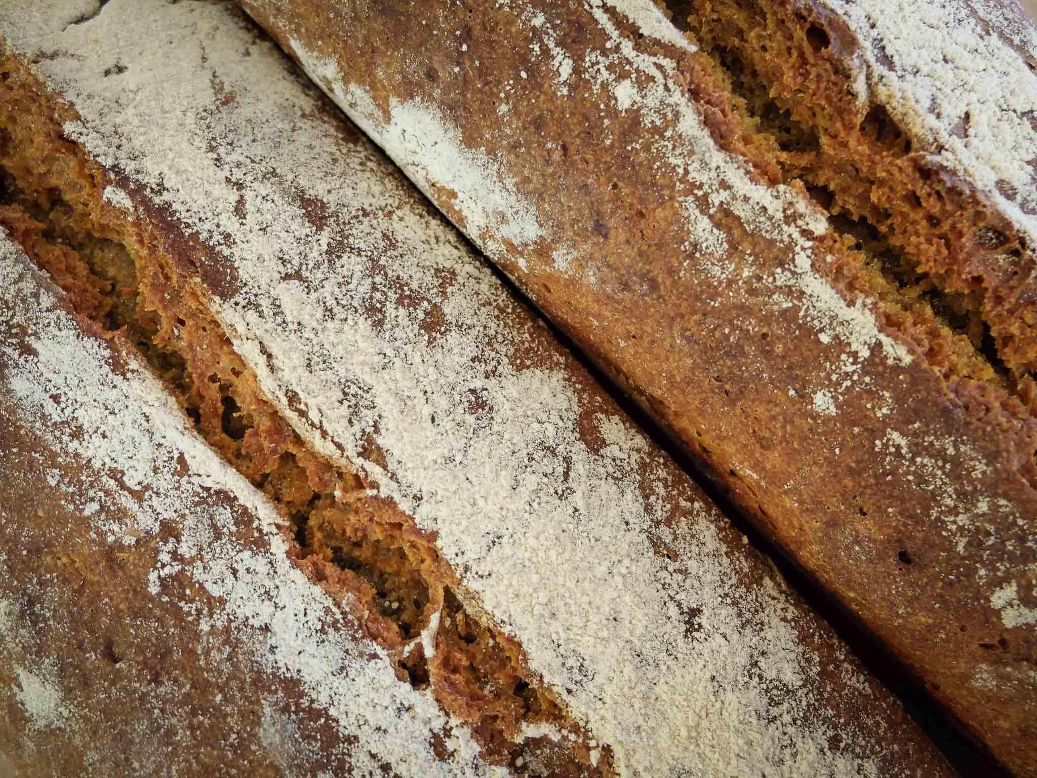 Le Petit Épeautre, pain à l'indice glycémique particulièrement bas